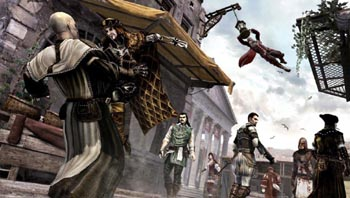 Ролик посвященный бета-тесту Assassin's Creed: Brotherhood
