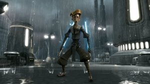 Скин Guybrush Threepwood в Star Wars: The Force Unleashed 2