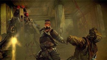 Killzone 3: видео геймплея с поддержкой Move