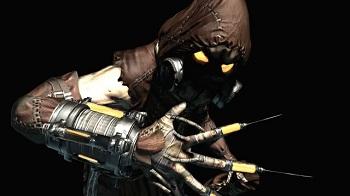 Пугало возможно вернется в Batman: Arkham City