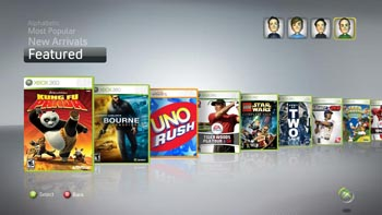 Что ждать в Xbox LIVE Marketplace в ближайшие недели