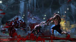 Splatterhouse: Кровавые скриншоты
