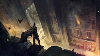 Скриншоты и арты Batman: Arkham City