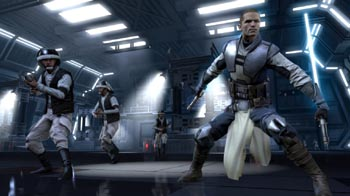 Телевизионная реклама Star Wars: The Force Unleashed 2