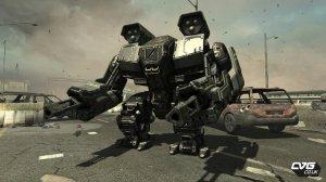 F.E.A.R. 3: Большие роботы