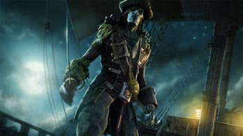 Pirates of the Caribbean: Armada of the Damned заморожен