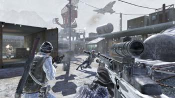 «Снежный» геймплей Call of Duty: Black Ops