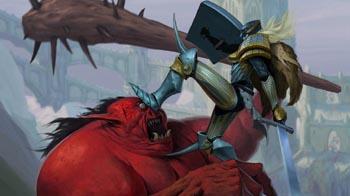 Kingdoms of Amalur: Мир игры сопоставим по размерам с миром Oblivion