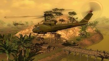 Первый трейлер Men of War: Vietnam