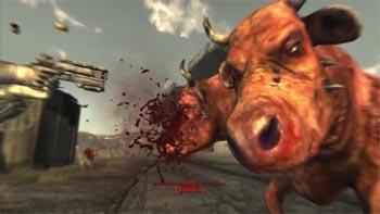 Много геймплея Fallout: New Vegas