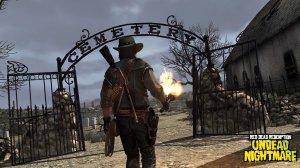 Последние скриншоты Red Dead Redemption: Undead Nightmare
