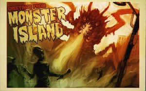 Irrational Games показала The Monster Island