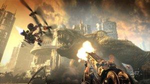 Порция новых скриншотов проекта Bulletstorm