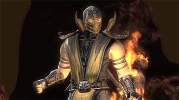Mortal Kombat: Мощь Скорпиона