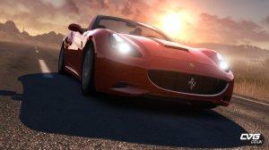 Test Drive Unlimited 2 - великолепный Ferrari