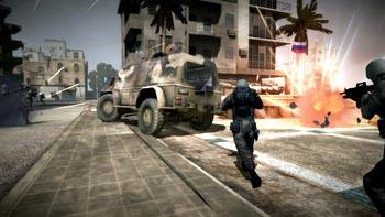 Анонсирована игра Battlefield Play4Free