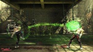 Пять новых скриншотов Mortal Kombat