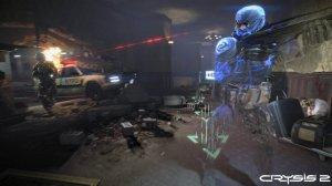 Видео геймплея из бета-версии Crysis 2 + скриншоты