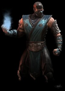 Mortal Kombat: Изображения героев