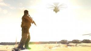 Первые два скриншота Operation Flashpoint: Red River