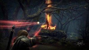Новый трейлер и несколько скриншотов из Lord of the Rings: War in the North