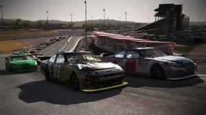 Пять новых скриншотов NASCAR The Game 2011