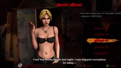 Горячие скриншоты из горячего Splatterhouse