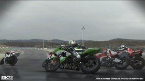 Анонс и первые скриншоты SBK 2011