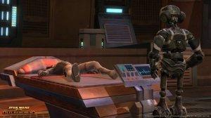 Скриншоты Star Wars: The Old Republic и информация о бета-тесте