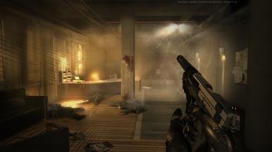 Полная версия трейлера Deus Ex: Human Revolution с Е3 2010