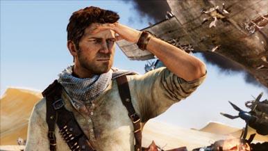 Первые подробности Uncharted 3: Drake's Deception