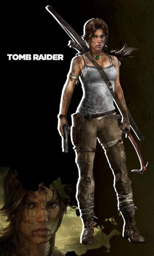 Tomb Raider: Лара в полный рост и немного об её образе