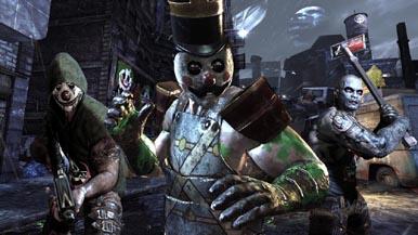 В Batman: Arkham City обещан совершенно новый злодей