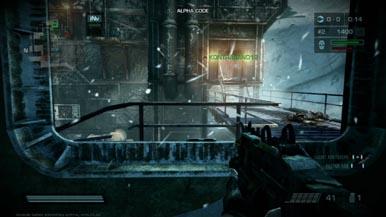 Видео игрового процесса в мультиплеере Killzone 3