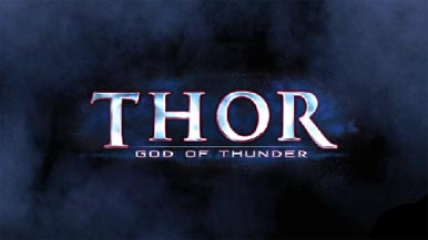 Дата выхода и дебютное видео Thor: The God of Thunder