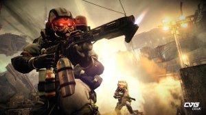 Видео геймплея Killzone 3 на раздельном экране + скриншоты