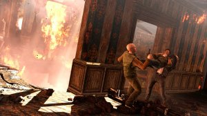 Скриншоты Uncharted 3: Drake's Deception
