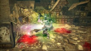 Knight's Contract: Битва с женщиной-змеёй