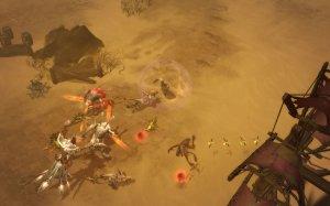 Немного про тактику и новые скриншоты Diablo 3