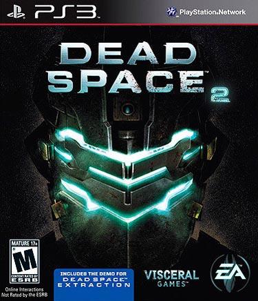В версии Dead Space 2 для PS3 будет демо Dead Space: Extraction