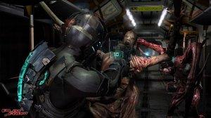 Dead Space 2: Плазменный резак в действии