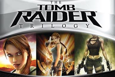 Дата выхода Tomb Raider Trilogy