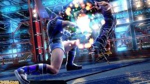 Скриншоты персонажей Tekken Tag Tournament 2