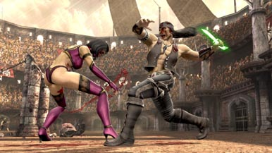 Mortal Kombat: Владельцы Xbox 360 возможно смогут сыграть за эксклюзивного персонажа