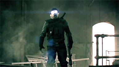 Короткометражный фильм Beyond Black Mesa