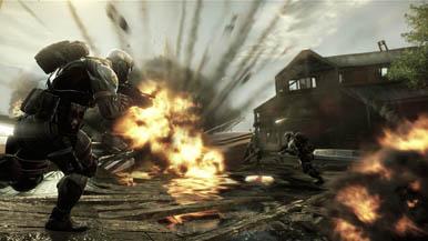 Версия Crysis 2 для PC «благодарит» игровые консоли