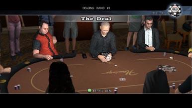 Покер на игровых консолях