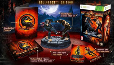 Mortal Kombat: Европейское коллекционное издание