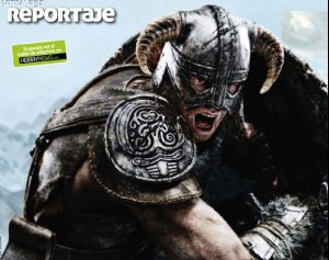 The Elder Scrolls 5: Skyrim: Сканы и новая информация