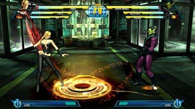 Видео-вступление Marvel vs. Capcom 3